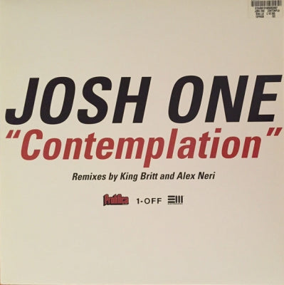 JOSH ONE Contemplation 12