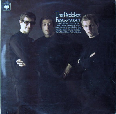THE PEDDLERS - Freewheelers
