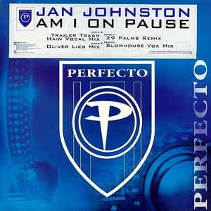 JAN JOHNSTON - Am I On Pause