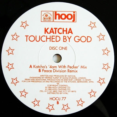 KATCHA - Touched By God