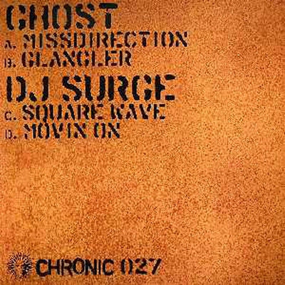 GHOST/DJ SURGE - The Ghost And DJ Surge EP