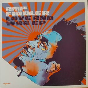 AMP FIDDLER - Love And War E.p