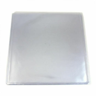 "ACCESSORIES - 12"" PVC sleeves (pack of 10)"