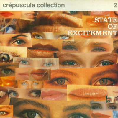 VARIOUS - Crepuscule Collection 2 : State Of Excitement
