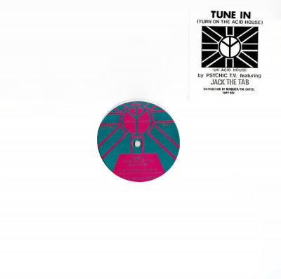 PSYCHIC TV Tune In (Turn On Thee Acid House) 12