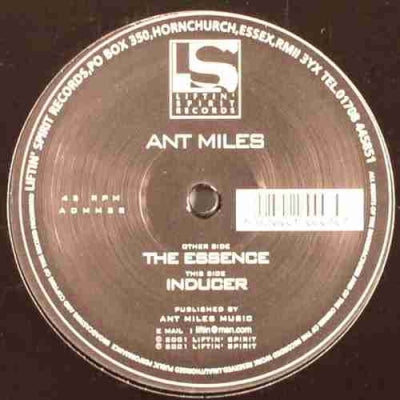 ANT MILES - The Essence / Inducer
