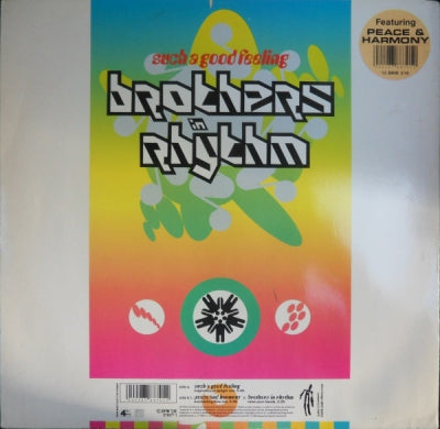 BROTHERS IN RHYTHM - Such a Good Feeling / Peace And Harmony / Brothers In Rhythm