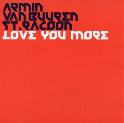 ARMIN VAN BUUREN FT RACOON - Love You More