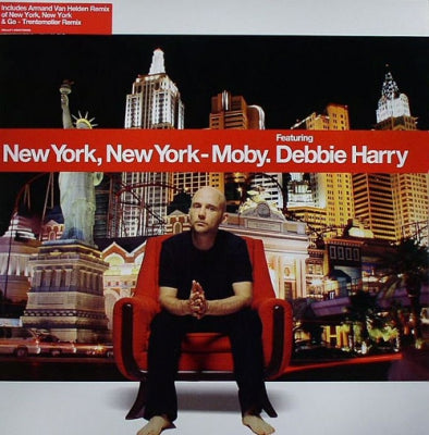 MOBY - New York, New York / Go (Remix)