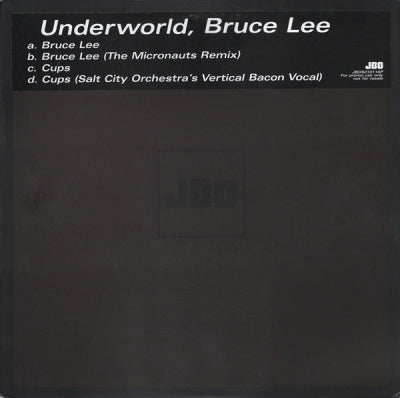 UNDERWORLD - Bruce Lee / Cups