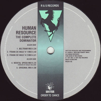 HUMAN RESOURCE - The Complete Dominator