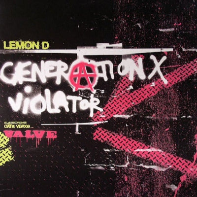 LEMON D - Generation X (Krush U ) / Violator