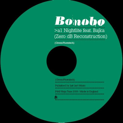 BONOBO - Nightlife Featuring Bajka