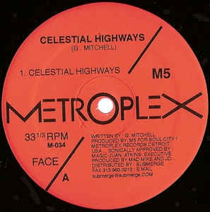 M5 - Celestial Highways