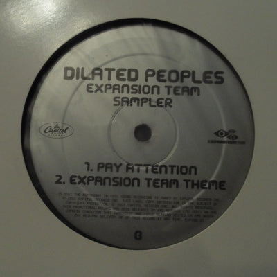 DILATED PEOPLES - Expansion Team Sampler