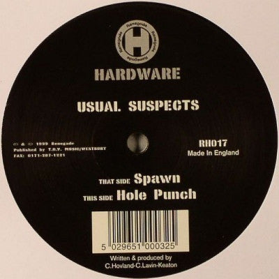 USUAL SUSPECTS - Spawn / Hole Punch