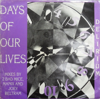 DELERIUM - Days Of Our Lives (2 Bad Mice Remix)