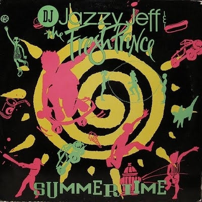 D.J. JAZZY JEFF & THE FRESH PRINCE - Summertime