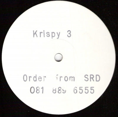 KRISPY 3 - Coming Through Clear / Natch It Up