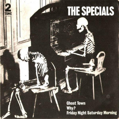 THE SPECIALS - Ghost Town