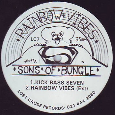 SONS OF BUNGLE - Rainbow Vibes