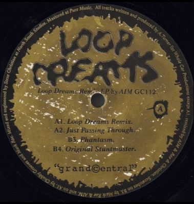 AIM - Loop Dreams Remix E.P.
