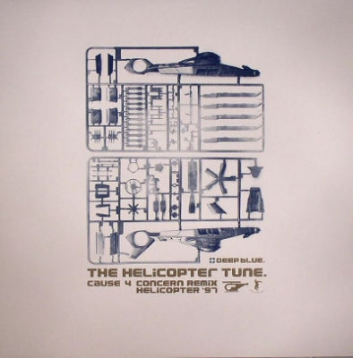 DEEP BLUE - The Helicopter Tune