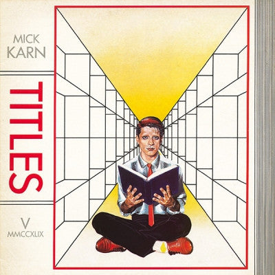 MICK KARN - Titles feat: Tribal Dawn