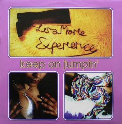 LISA MARIE EXPERIENCE - Keep On Jumpin