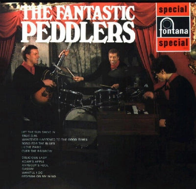 THE PEDDLERS - The Fantastic Peddlers