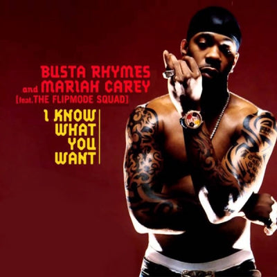BUSTA RHYMES and MARIAH CAREY - I Know What You Want