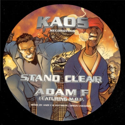 ADAM F FEATURING M.O.P. - Stand Clear