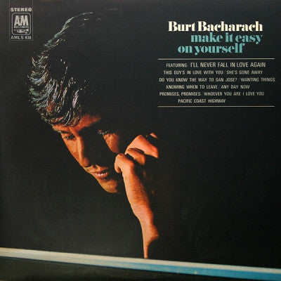 BURT BACHARACH - Make It Easy On Yourself