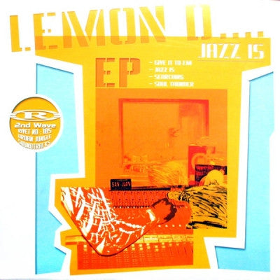 LEMON D - Jazz Is EP