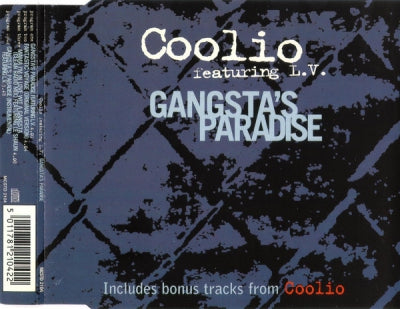 COOLIO - Gangsta's Paradise Featuring L.V.
