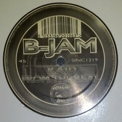 B-JAM - Raid / From The Real