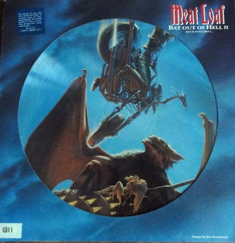 Meat Loaf Bat Out Of Hell Ii Back Into Hell Vinyl