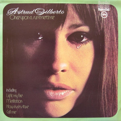 ASTRUD GILBERTO - Once Upon A Summertime