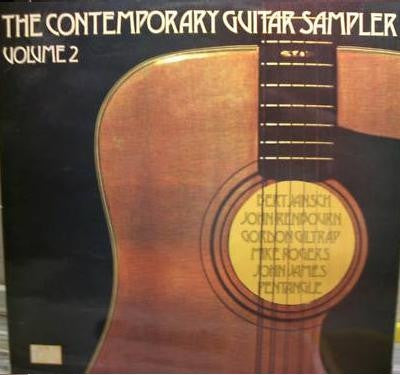 VARIOUS - The Contemporary Guitar Sampler Volume. 2