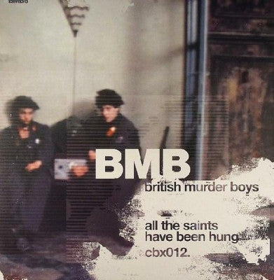 BRITISH MURDER BOYS - All The Saints Have Been Hung