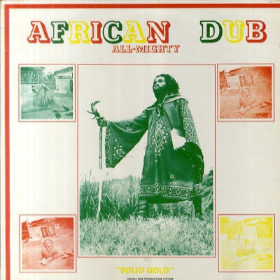 JOE GIBBS & THE PROFESSIONALS - African Dub - All Mighty - Solid Gold Chapter 1.