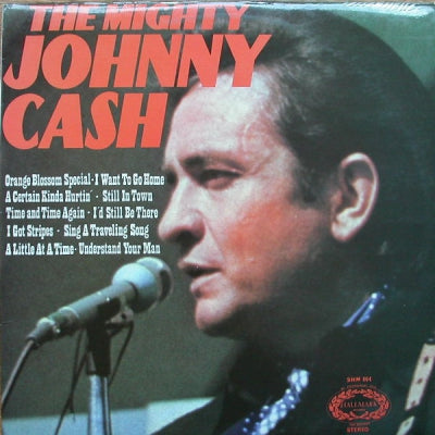 JOHNNY CASH - The Mighty Johnny Cash