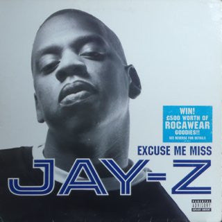 JAY-Z - Excuse Me Miss