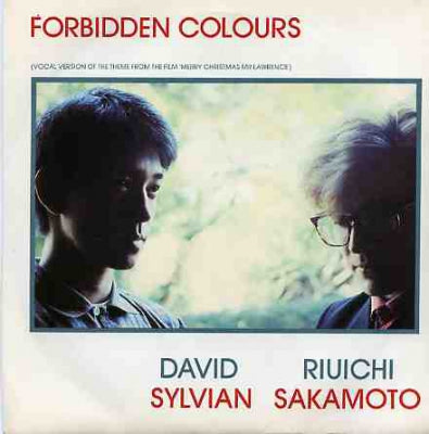 DAVID SYLVIAN AND RIUICHI SAKAMOTO - Forbidden Colours / The Seed And The Sower