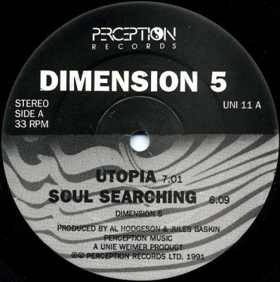 DIMENSION 5 - Utopia