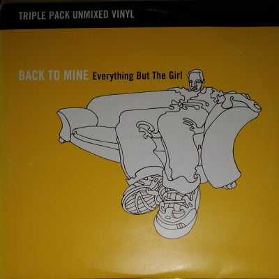 VARIOUS - Back To Mine - Everything But The Girl