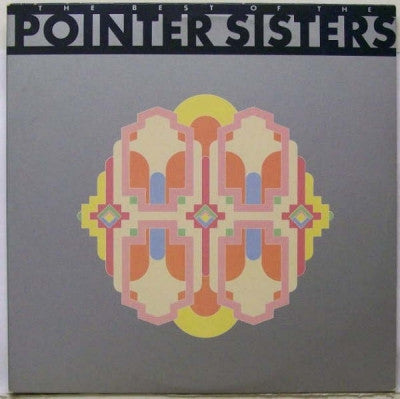 THE POINTER SISTERS - The Very Best Of The Pointer Sisters