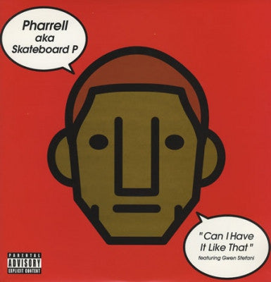 PHARRELL - Can I Have It Like That Featuring Gwen Stefani.