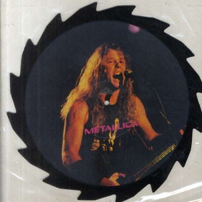 METALLICA - Interview Picture Disc
