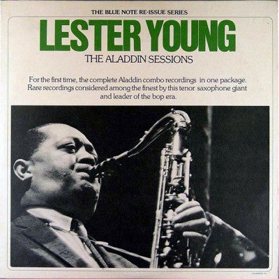 LESTER YOUNG - The Aladdin Sessions